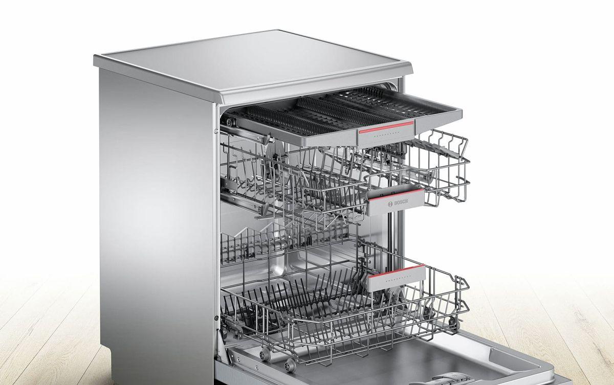 Lavavajillas Bosch SMS46MI08E medidas, bosch serie 4 lavavajillas, bosch sms46mi08e opiniones, bosch serie 4 lavavajillas