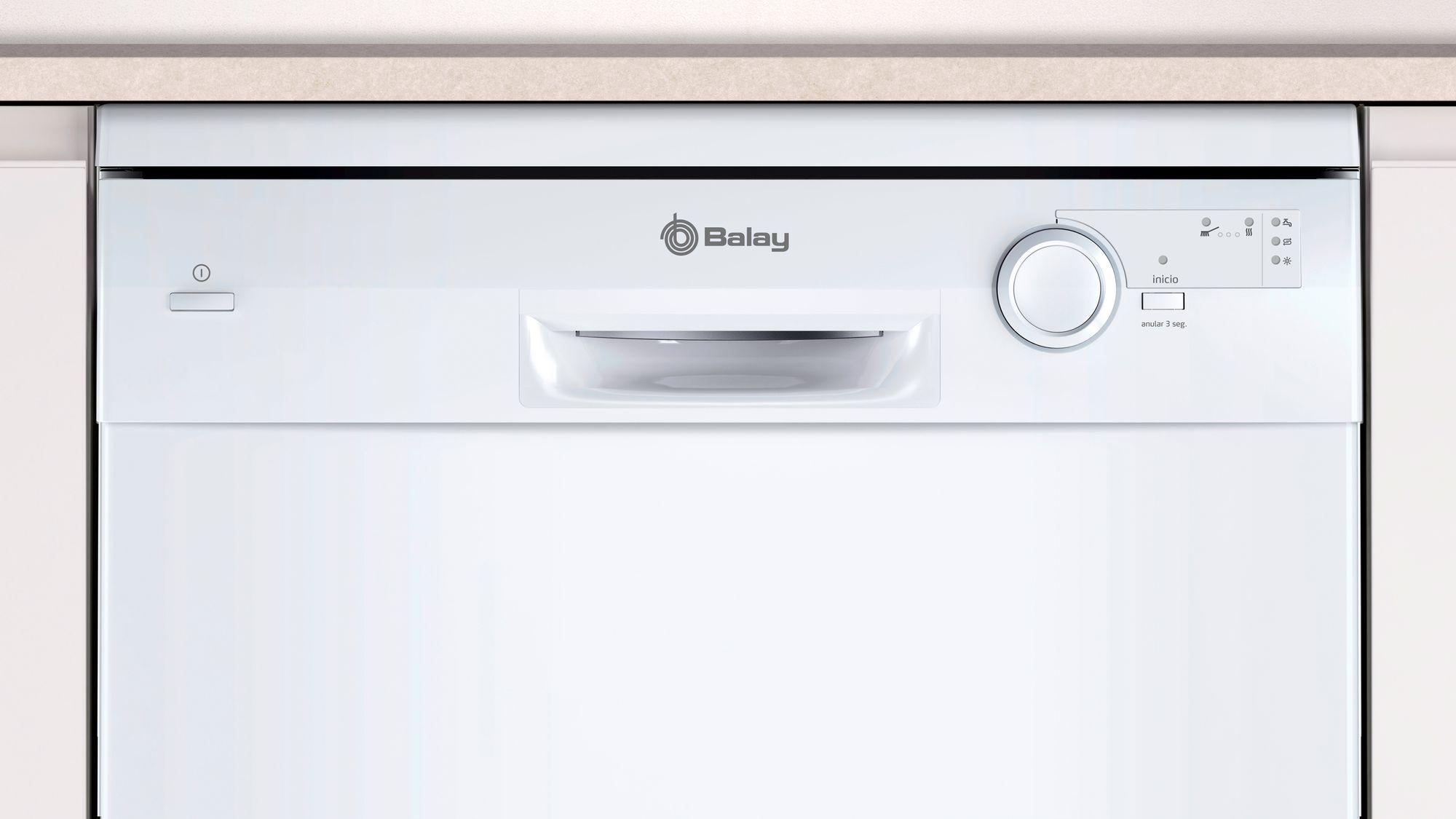 lavavajillas balay 3vs306bp a+