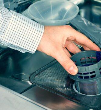 como desatascar un lavavajillas, desatascar lavavajillas